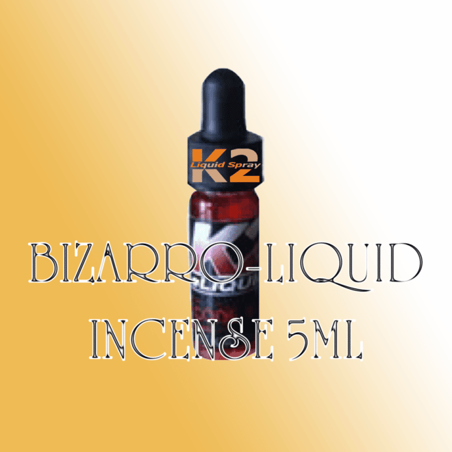 BIZARRO LIQUID INCENSE 5ML