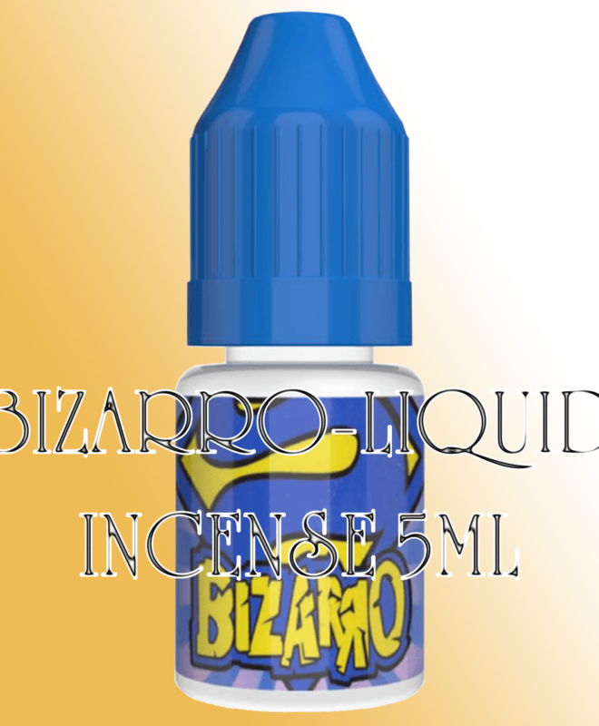 BIZARRO LIQUID INCENSE 5ML, liquid bizzaro